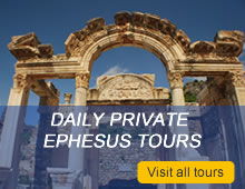 daily private ephesus tours
